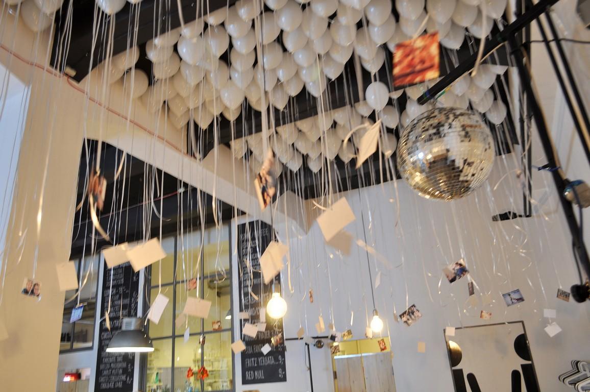 Fabryka ślubu Galeria Balony Z Helem Dekoracje Balonowe